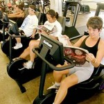 Reading and Biking